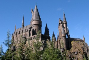 HarryPotterCastle 300x203 Disney World & Universal Orlando For Adults: Vacation Domination