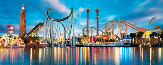 UniversalHighlights2 Disney World and Universal Orlando: <br/>The Only Rides You Need to Try
