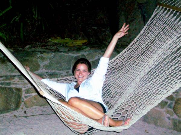 mE IN hAMMOCK 15 Things You Should Know About Meg