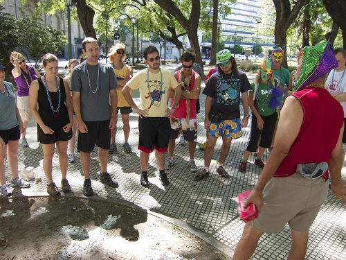 Starting Hash House Harriers Buenos Aires