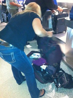 Ryanair allows only one carry-on