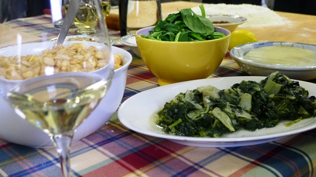 Cooking Demo Tradition: The Secret Ingredient To Umbrian Cuisine   <br/> Foodgasmic Tales From The Road
