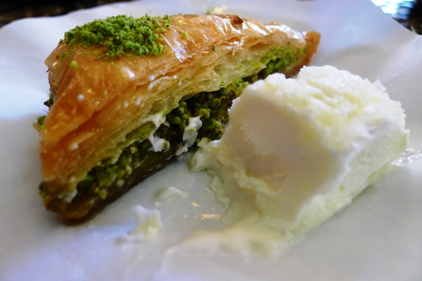 Clotted Cram Our Baklava Hunt Through Istanbul   Foodgasmic Tales From The Road