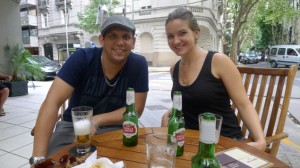 Touring around Buenos Aires with Giovanni
