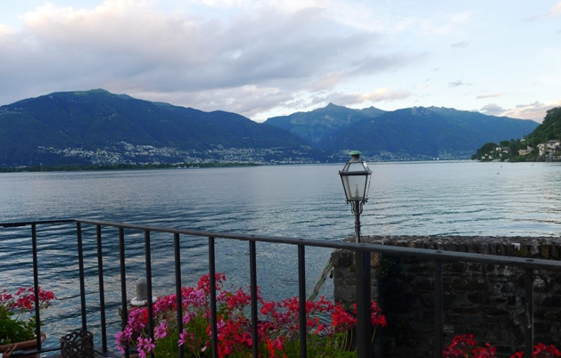 view A Total Package Meal On Lake Maggiore, Switzerland   Foodgasmic Tales From The Road