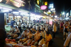 Insanity on Khao San Road