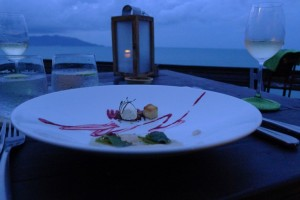 2012 09 26 13.24.03 300x200 Dining on the Rocks, Six Senses, Koh Samui