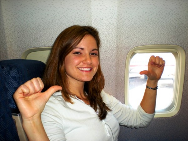 Healthy Airline Travel