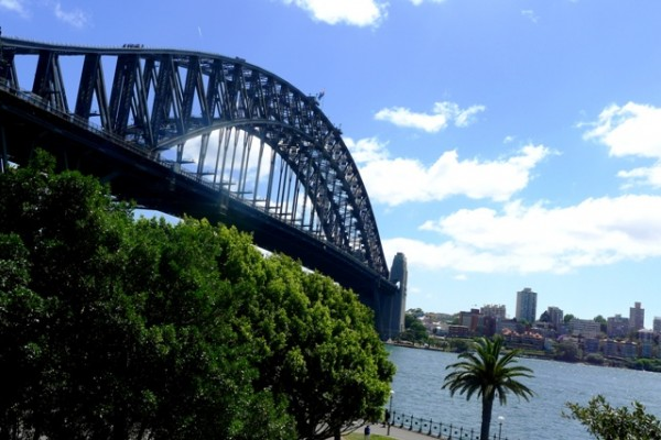 Sydney Bridge View at Park Hyatt Sydney