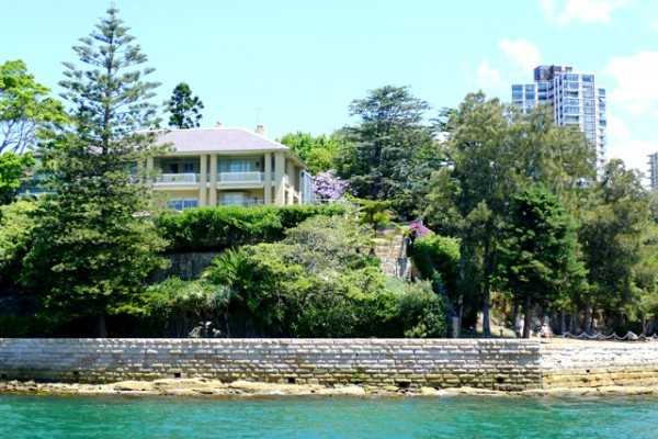Sydney Harbour Home