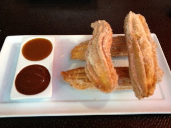 Churros 12 18 12 600x450 A Mexican Feast In The Middle Of The Pacific