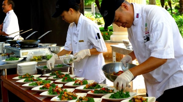 Cooking Demo Marriott Kauai 600x337 A Farm To Fork Culinary Tour In Paradise