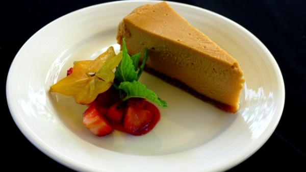Espresso Cheesecake 600x337 A Farm To Fork Culinary Tour In Paradise