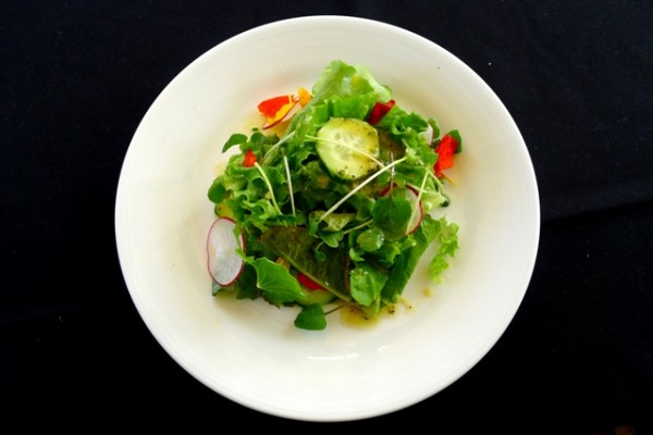 Garden Salad 600x400 A Farm To Fork Culinary Tour In Paradise