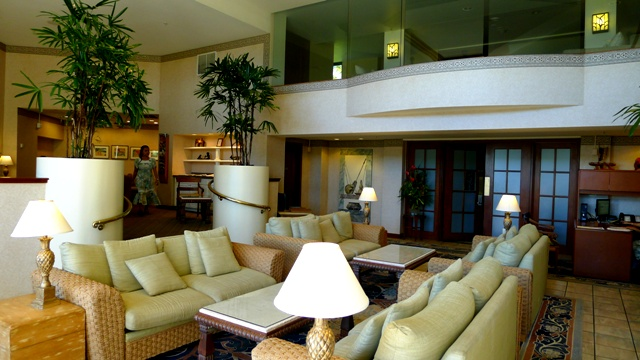 Grand Hyatt Kauai Executive Lounge