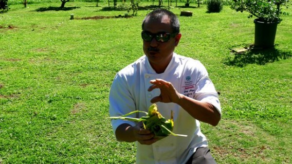 Guy Higa Garden 600x337 A Farm To Fork Culinary Tour In Paradise