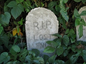 24 hour tombstones 300x225 A Goodbye Letter To My Travel Flip Flops