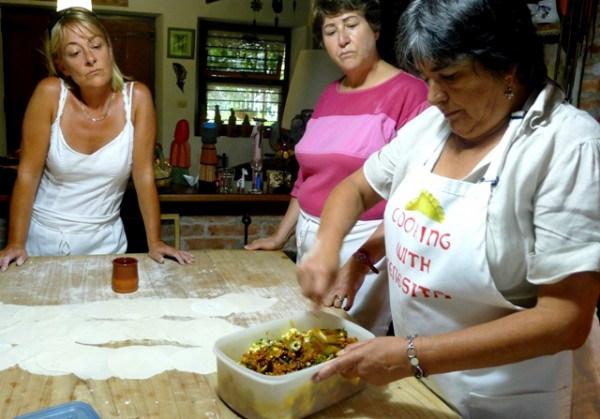Cooking with Teresita - Buenos Aires Cuisine