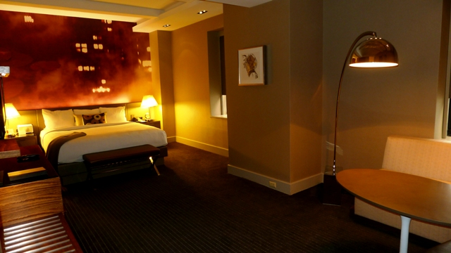 Grand Hyatt New York Room
