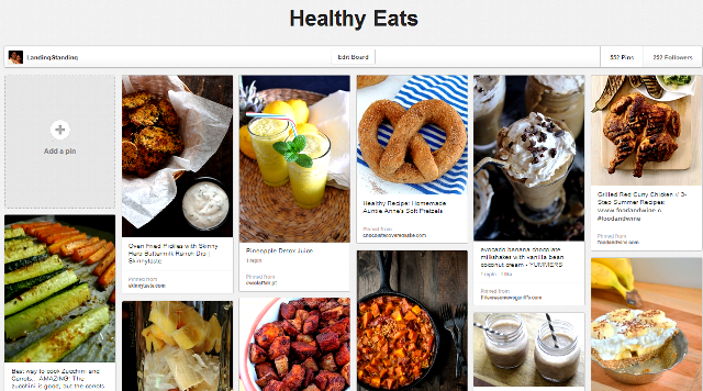 Healthy Food on Pinterest