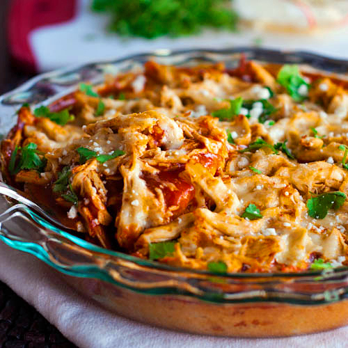 Chicken Tamale Pie - Pinterest Recipes