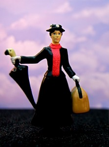 Mary Poppins vs. Penguin (308/365)