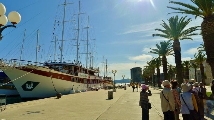 Yachts in Croatia?