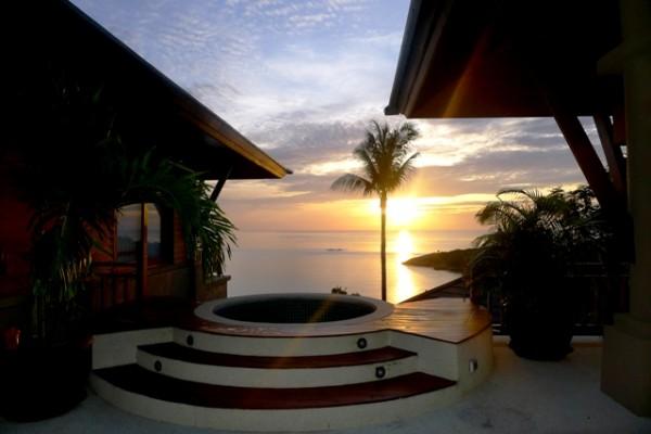 Sunrise, Koh Samui, Thailand