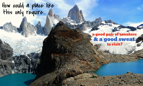 Best Place Sto Travel In South America